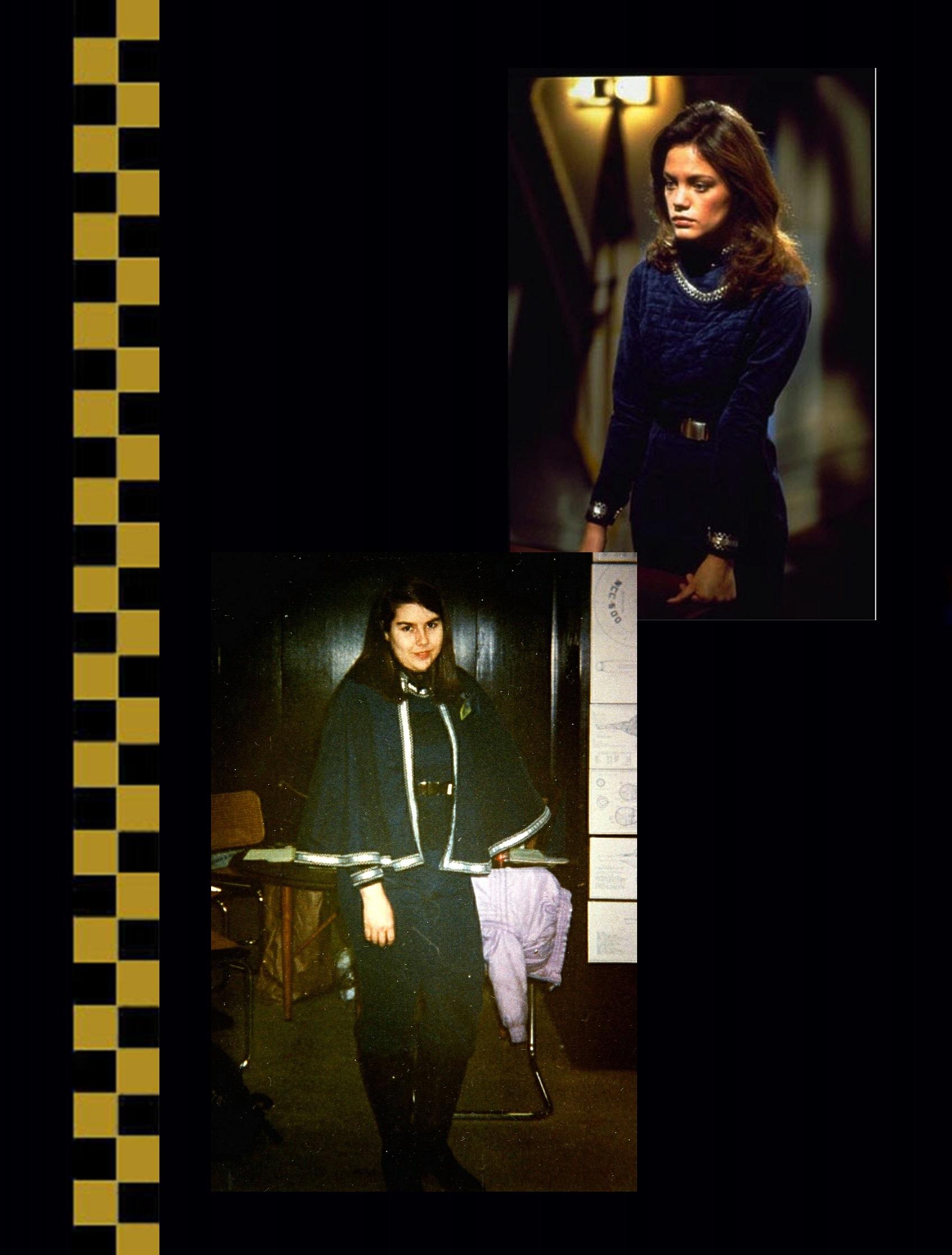 Galactica ridge officer uniform/officer dress blues