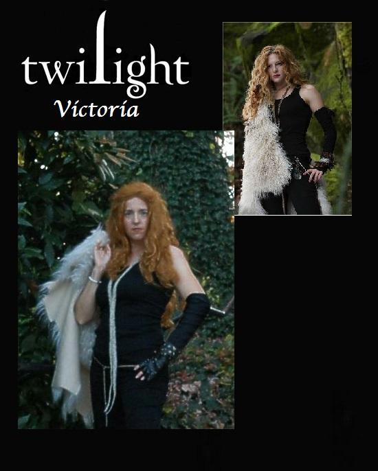 Victoria Cosplay