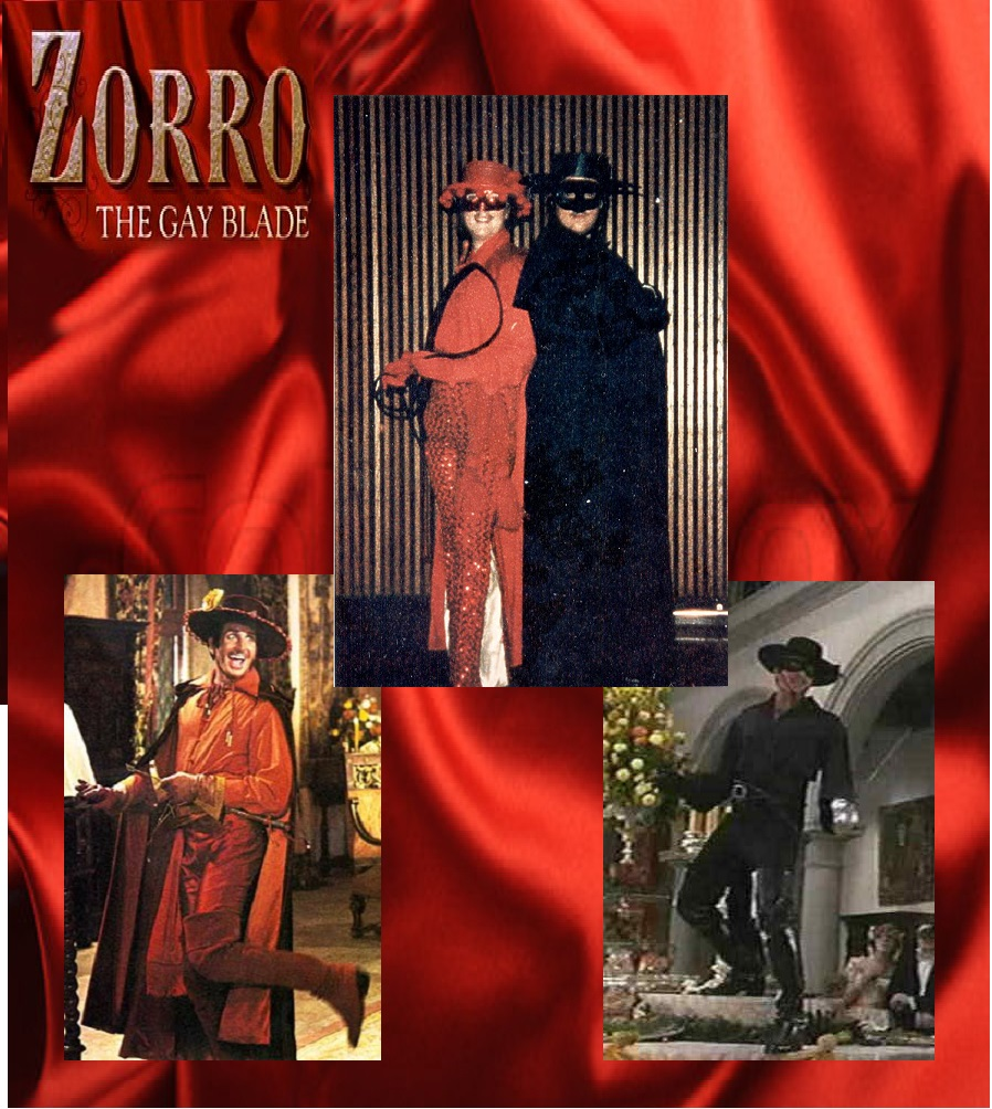 Zorro And The Gay Blade 86